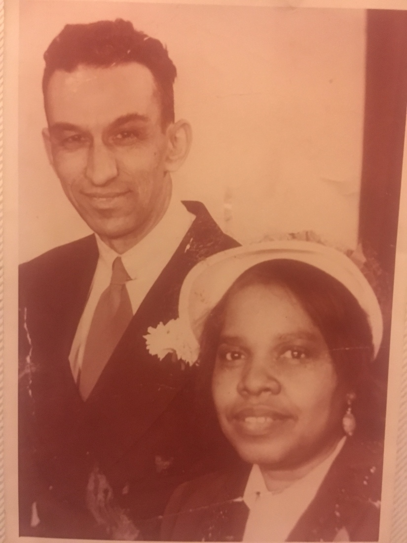 My great-grandparents, Mack and Icy Butler